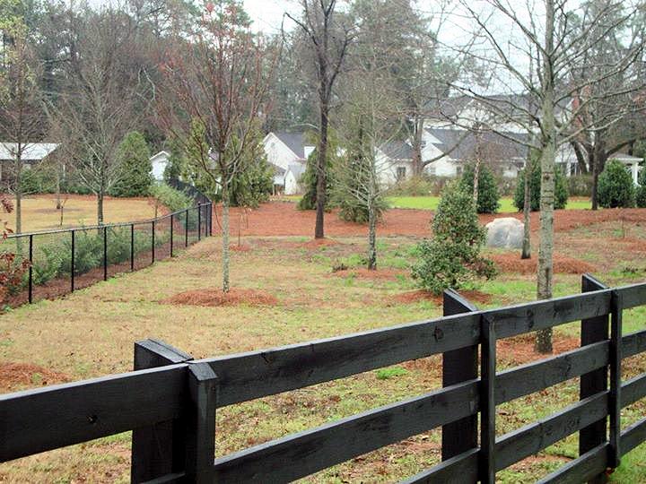 Akridge Fence: Wood Fencing | Farm Fencing | Horse Fencing | Welded ...